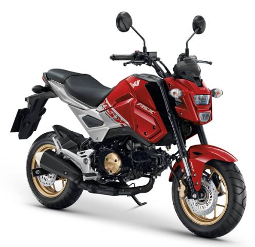 Honda MSX 2018 สีแดง