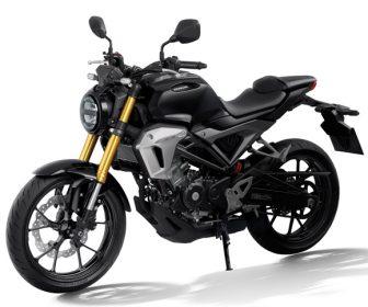 CB150R ABS สีดำ