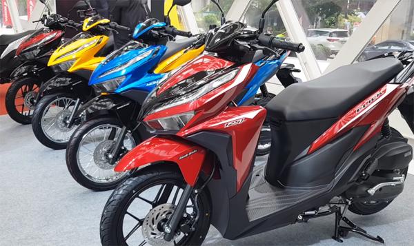 Honda Click125i 2019-2020 สเปค