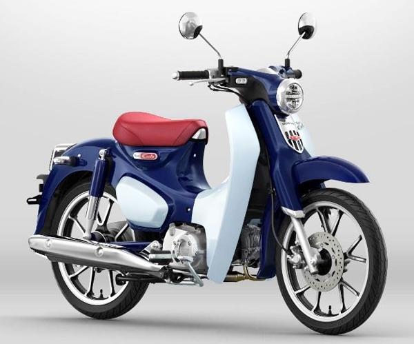 Honda C125 2019