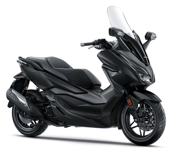 Forza 300 2019-2020 สีดำด้าน
