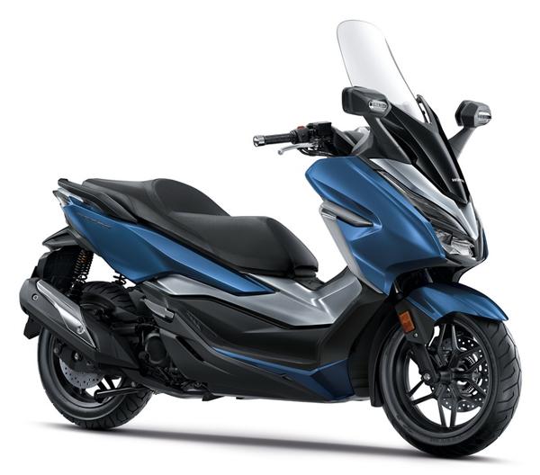 Forza 300 2019-2020 สีน้ำเงิน