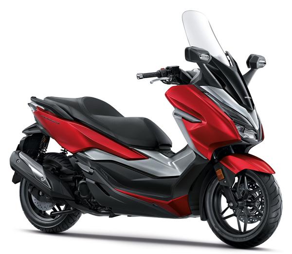 Forza 300 2019-2020 สีแดง