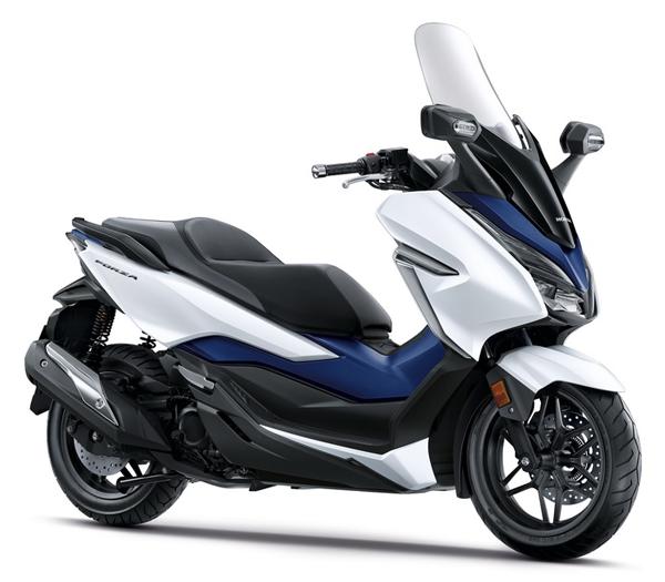 Forza 300 2019-2020 สีขาว