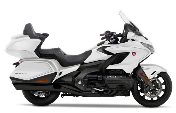 Honda Goldwing 2020 สีขาว