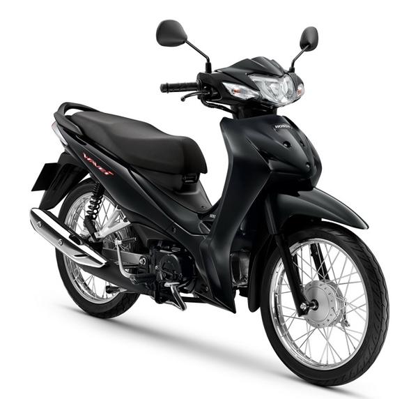 Wave110i 2020 สีดำ
