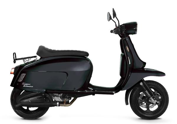 Scomadi TT200i 2019-2020 สีดำ