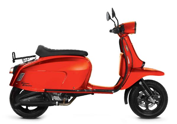 Scomadi TT200i 2019-2020 สีส้มมุก