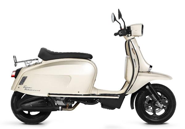 Scomadi TT200i 2019-2020 สีขาว
