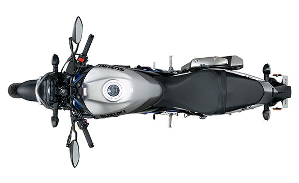 Suzuki SV650A 2021