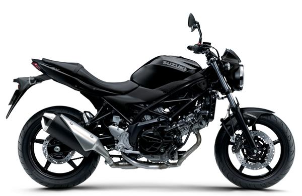 Suzuki SV650A 2021 สีดำ