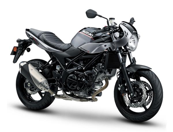 Suzuki SV650X 2018-2019