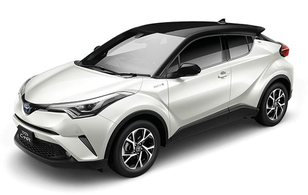 [โปรโมชั่น63] Toyota CHR ราคา ตารางผ่อน CHR 2020 มี 4 รุ่น