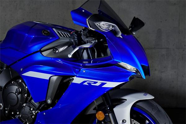 มีคลิป] Yamaha R1 2020 ราคา ตารางผ่อน YZF-R1 2020 มี 2 เฉดสี