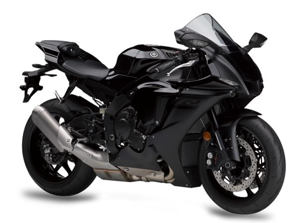 Yamaha R1 2020 สีดำ