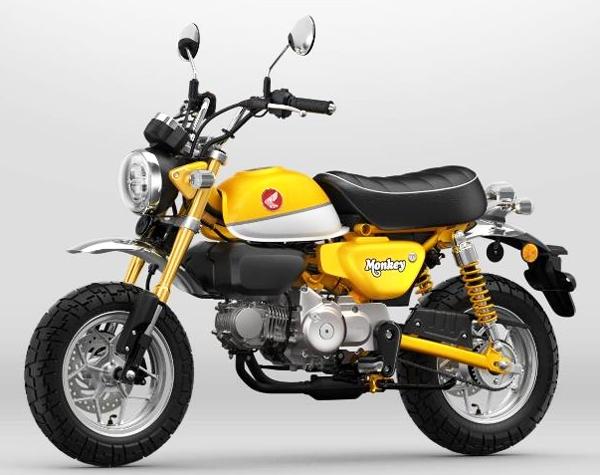 Honda Monkey 125 2020