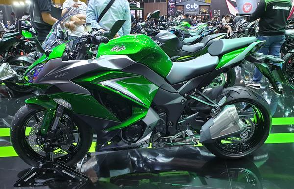 Ninja 1000 2019-2020