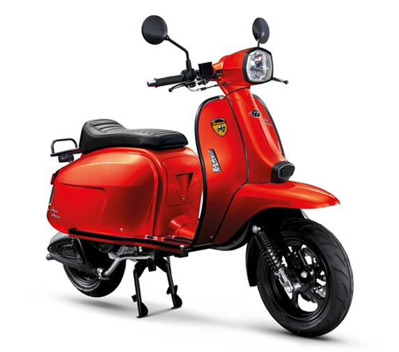 Scomadi TT125i 2019-2020