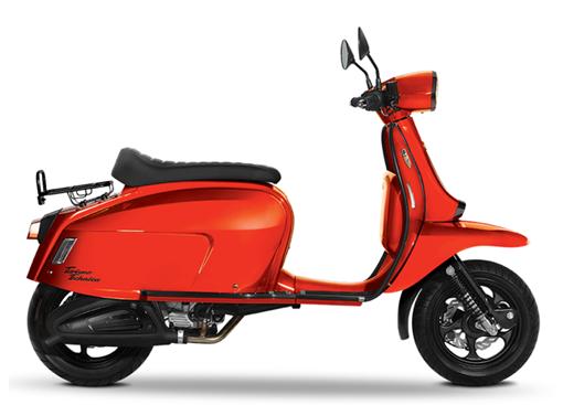 Scomadi TT125i 2019-2020 สีส้มมุก