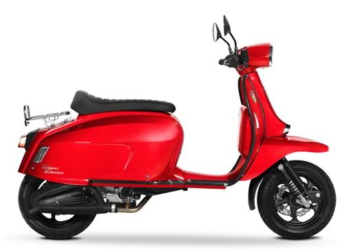 Scomadi TT125i 2019-2020 สีแดง