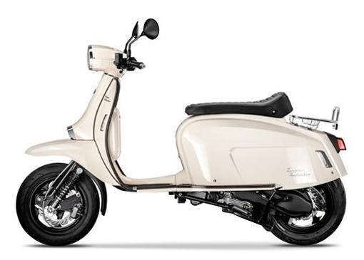 Scomadi TT125i 2019-2020 สีขาว