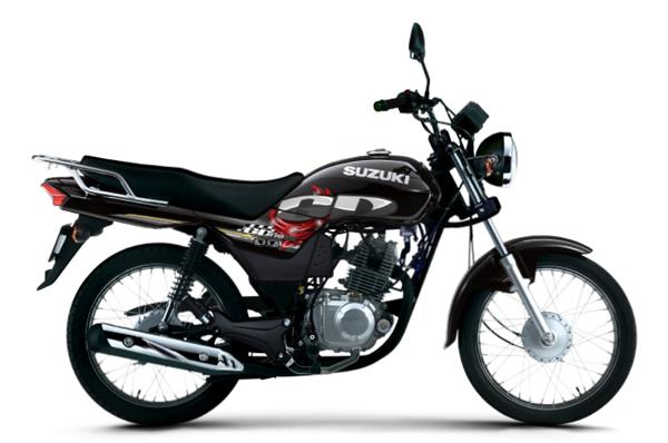 Suzuki GD110 2020 สีดำ