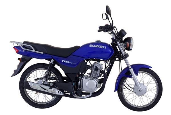 Suzuki GD110 2020 สีน้ำเงิน