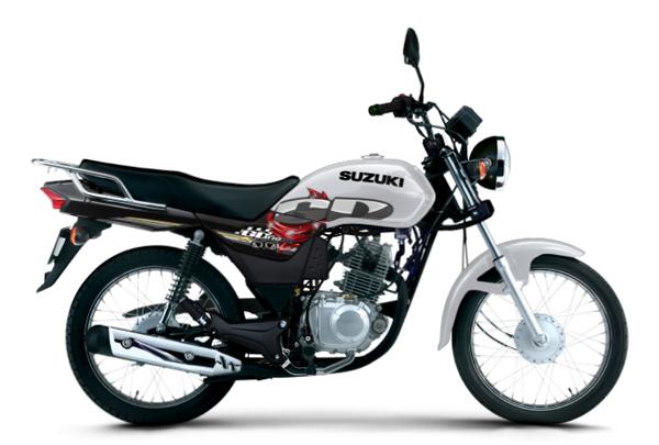 Suzuki GD110 2020 สีเทา