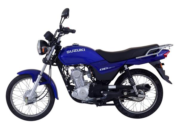 Suzuki GD110 สเปค