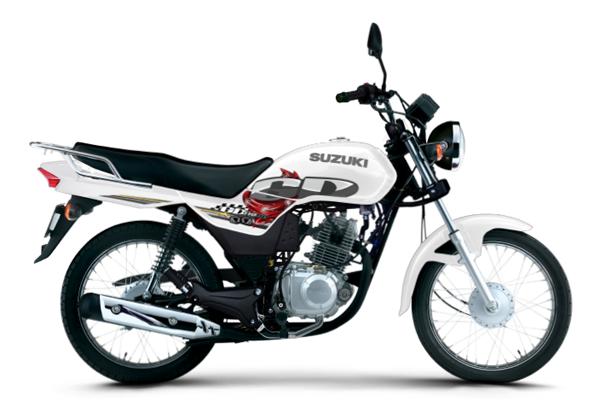 Suzuki GD110 2020 สีขาว