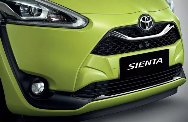 Toyota Sienta 2019-2020
