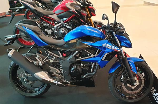 Kawasaki Z250SL 2019-2020