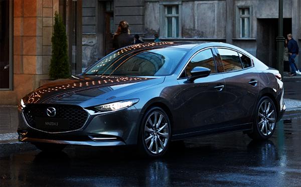 Mazda3, 2020, ตารางผ่อน, ราคาผ่อน, ราคา, มาสด้า 3 โฉมใหม่