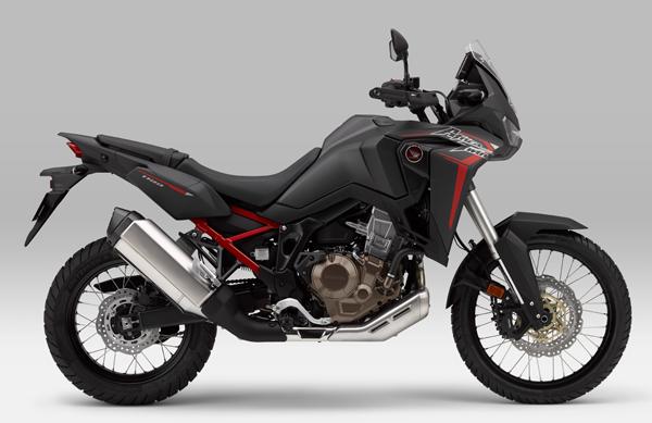 Africa Twin CRF1100L 2020 สีดำ