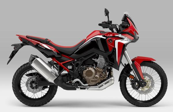 Africa Twin CRF1100L 2020 สีแดง