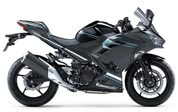Kawasaki Ninja 400 2020 - High Grade Edition
