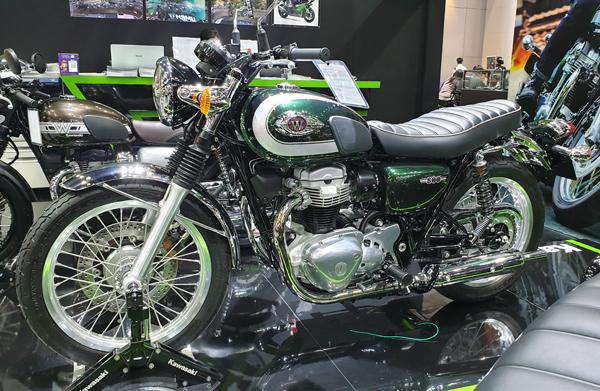 Kawasaki W800 2020-2021