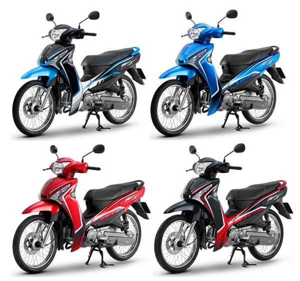 Yamaha Finn 2019-2020 ล้อซี่ลวด