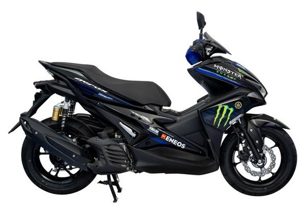 Aerox 155 MotoGP 2020