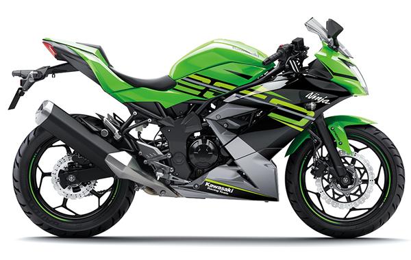 Kawasaki Ninja 250SL 2019-2020