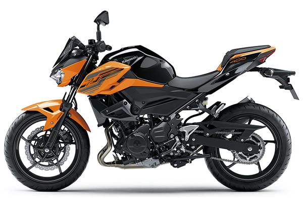 Kawasaki Z400 2020 สเปค