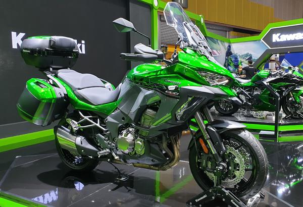Versys 1000 SE 2019-2021