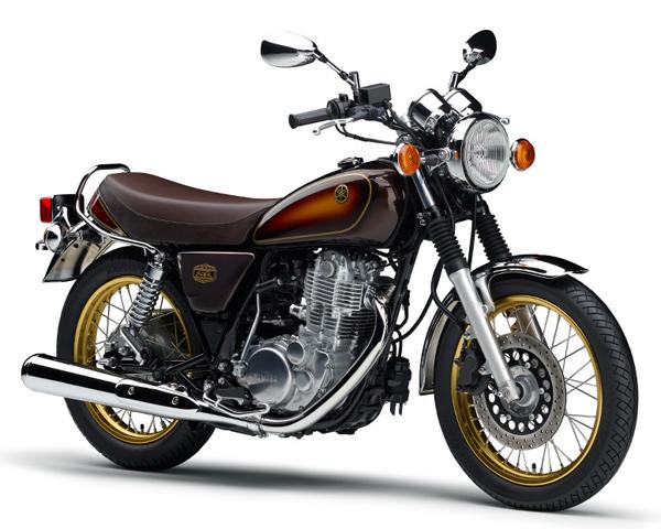 Yamaha SR400 40th Anniversary Edition