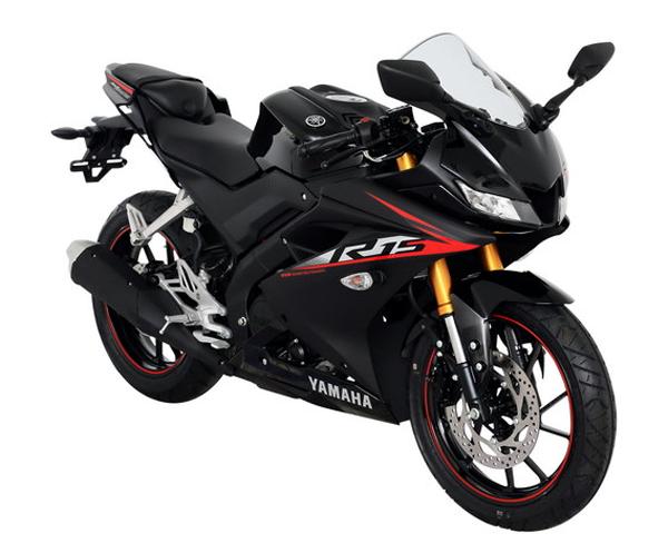 Yamaha R15 2019 สีดำ