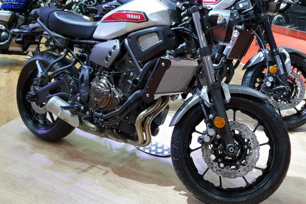 Yamaha XSR700 2020-2021