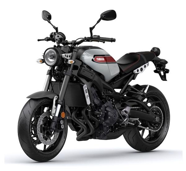 Yamaha XSR900 2020-2021