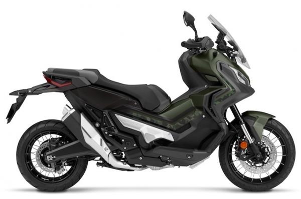 Honda X-ADV 2020 สีเขียว