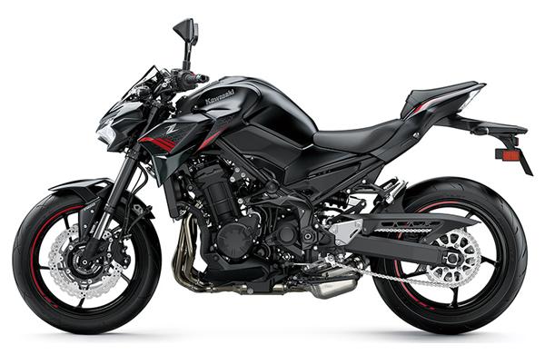 2020 Kawasaki Z900