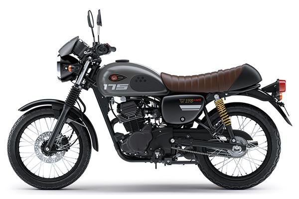 Kawasaki W175 Cafe 2019-2020