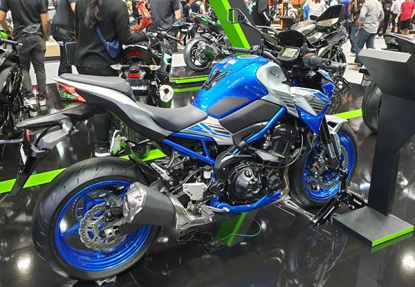 Kawasaki Z900 SE 2020